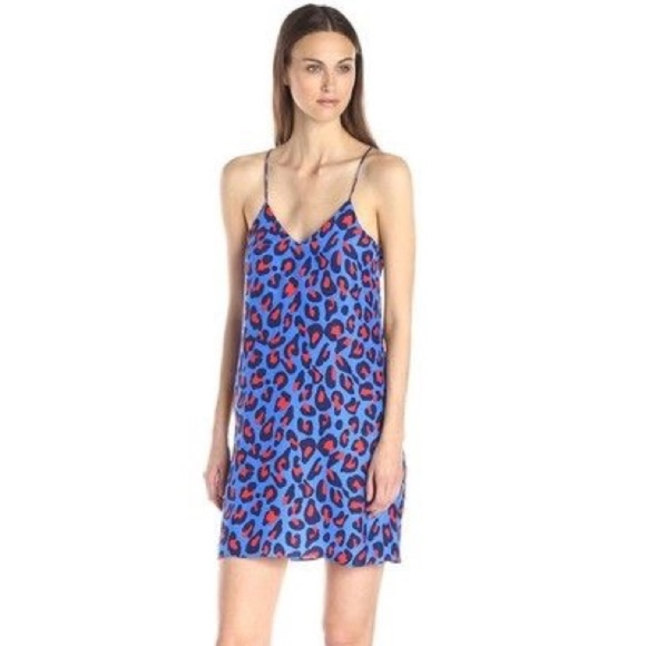 Alice & Trixie Dresses & Skirts - NWOT Alice & Trixie Christie Leopard Print Dress